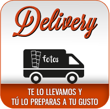 we deliver it and you prepare it your way